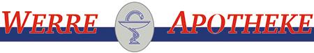 Logo der Werre-Apotheke