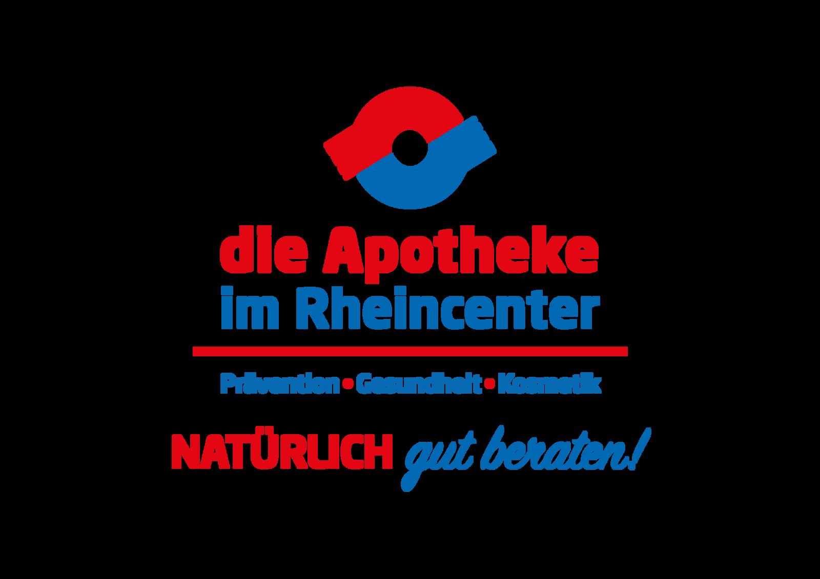 Logo Die Apotheke im Rheincenter