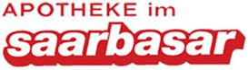 Logo der Apotheke im Saar-Basar