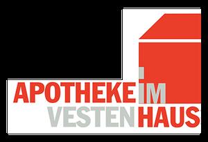 Logo der Apotheke im Vesten Haus