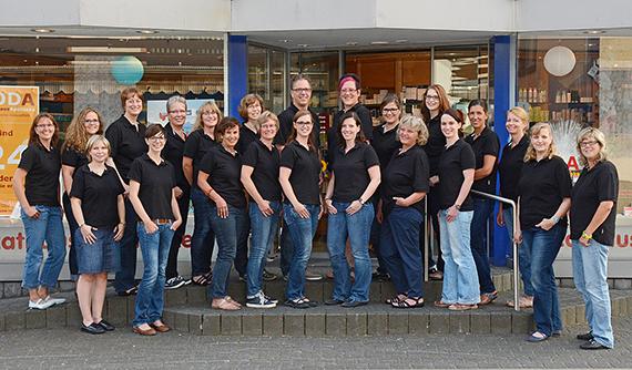 Team der Apotheke In den Bremen
