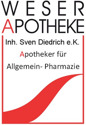 Logo der Weser-Apotheke Inh. Sven Diedrich e.K.