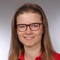 Porträtfoto von Frau Friebe