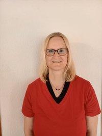 Porträtfoto von Tanja Vogelmann-Graf