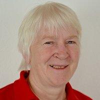 Porträtfoto von Frau Josten