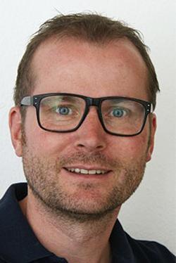 Porträtfoto von Herr Steinkrüger