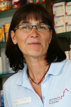 Porträtfoto von Frau Schmitt