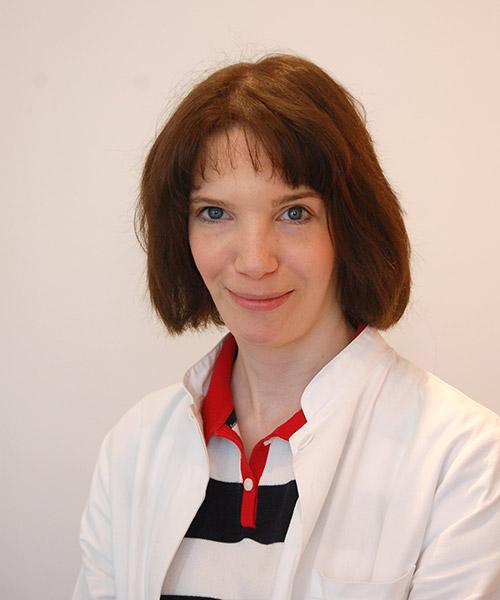 Porträtfoto von Viviane Wünsche