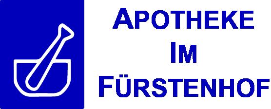 Logo der Apotheke im Fürstenhof