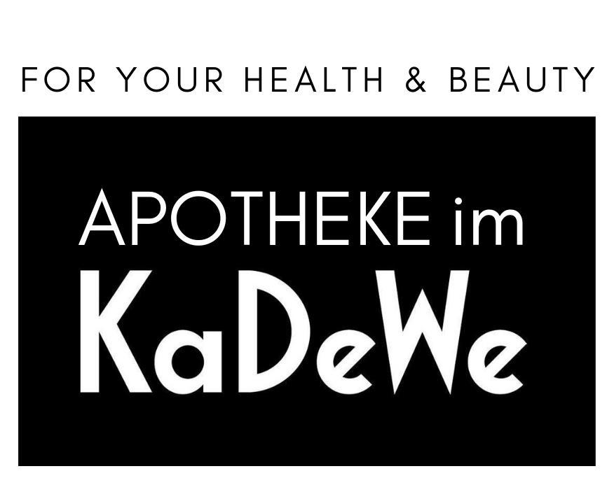 Logo der Apotheke im KaDeWe
