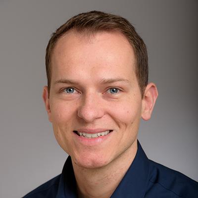 Porträtfoto von Fabian Krebs