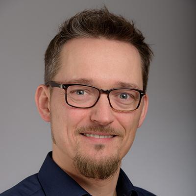 Porträtfoto von Stephan Schöps
