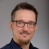 Porträtfoto von Herr Schöps