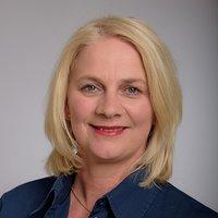 Porträtfoto von Frau Heumann