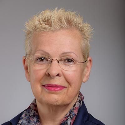 Porträtfoto von Gudrun Westphal