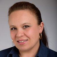 Porträtfoto von Frau Hermann