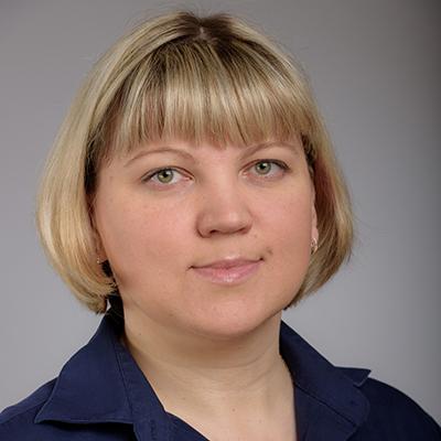 Porträtfoto von Svetlana Stein
