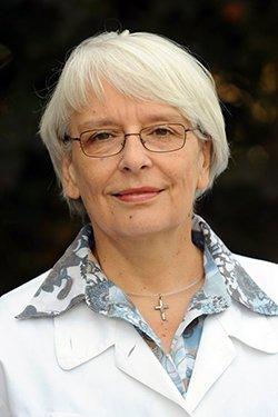 Porträtfoto von Gisela Schwier