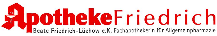 Logo der Apotheke Friedrich