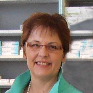 Porträtfoto von Frau Frost