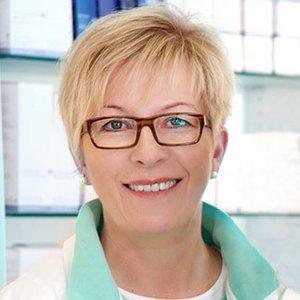 Porträtfoto von Frau Meyer