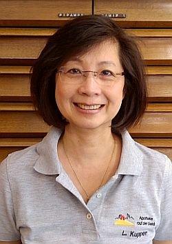 Porträtfoto von Frau Kupper
