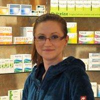 Porträtfoto von Frau Moczynski