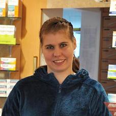 Porträtfoto von Frau Wöpking