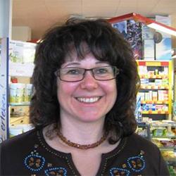 Porträtfoto von Frau Engel