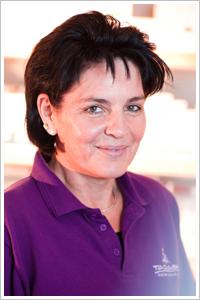 Porträtfoto von Frau Corrina Burgemeister