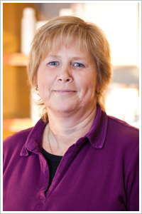 Porträtfoto von Frau Elke Böhland