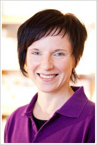Porträtfoto von Frau Anett Senftleben