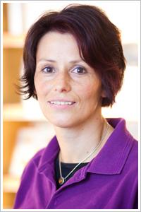 Porträtfoto von Frau Kathrin Friedrich