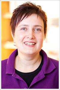 Porträtfoto von Frau Kerstin Salzmann