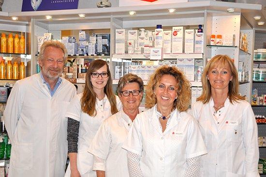 Team der Apotheke am Sterntor