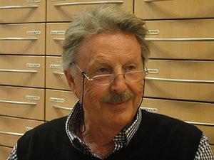 Porträtfoto von Dr. Klaus Paehlke