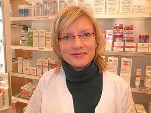 Porträtfoto von Manuela Wölki