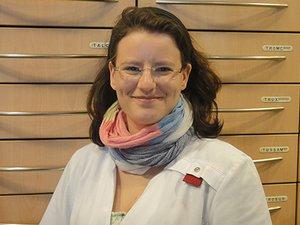 Porträtfoto von Katja Dieterichs