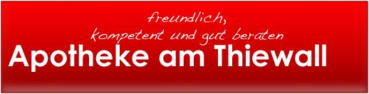 Logo der Apotheke am Thiewall