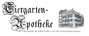 Logo der Tiergarten Apotheke Konstanz