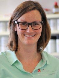 Porträtfoto von Christina Weddeling