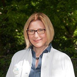 Porträtfoto von Annette Marten