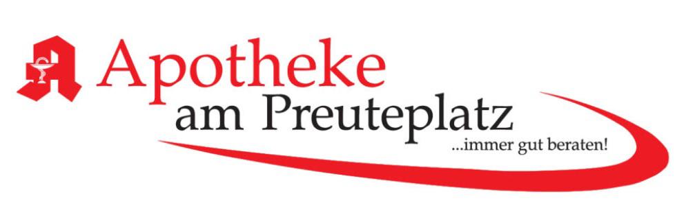 Logo der Apotheke am Preuteplatz