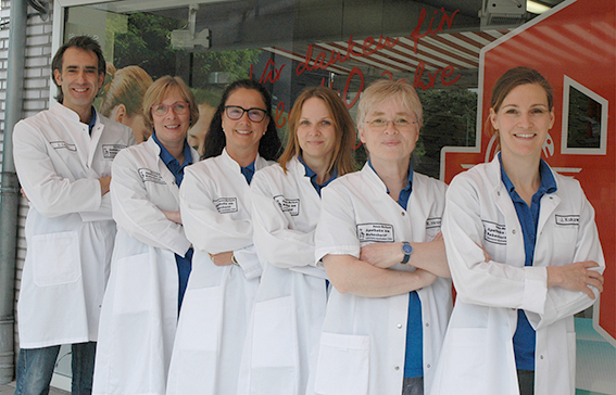 Team der Apotheke am Rabenhorst, Lohmanns Apotheken OHG