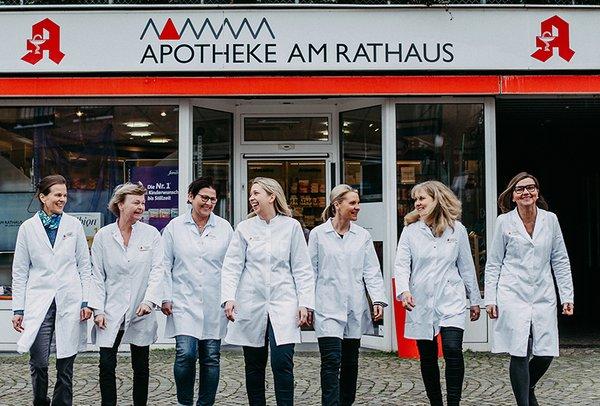 Team der Apotheke am Rathaus