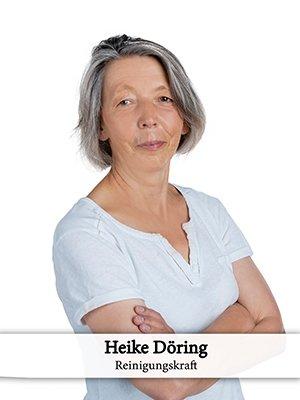 Porträtfoto von Heike Döring