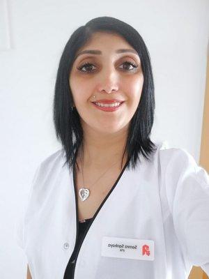 Porträtfoto von Semra Sarikaya