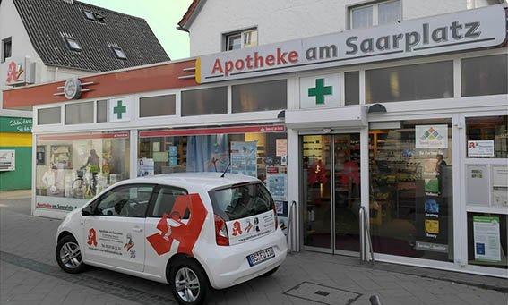 Apotheke Am Saarplatz In 38116 Braunschweig