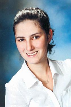 Porträtfoto von Theresa Baudis