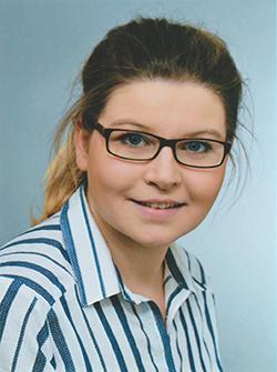 Porträtfoto von Mareike Bölle